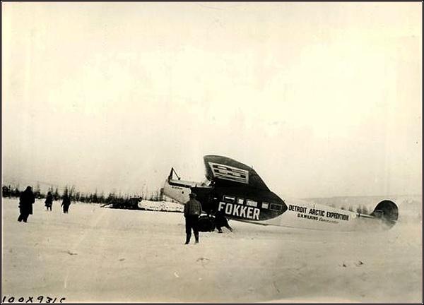 Fokker - Alaskan (Nr. 2)