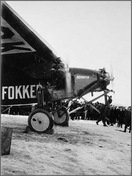 Fokker - Detroiter (Nr. 3)