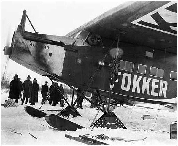 Fokker - Alaskan (Nr. 4)