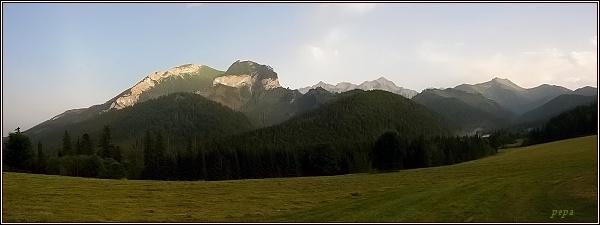 Muráň od Tatranskej Javoriny