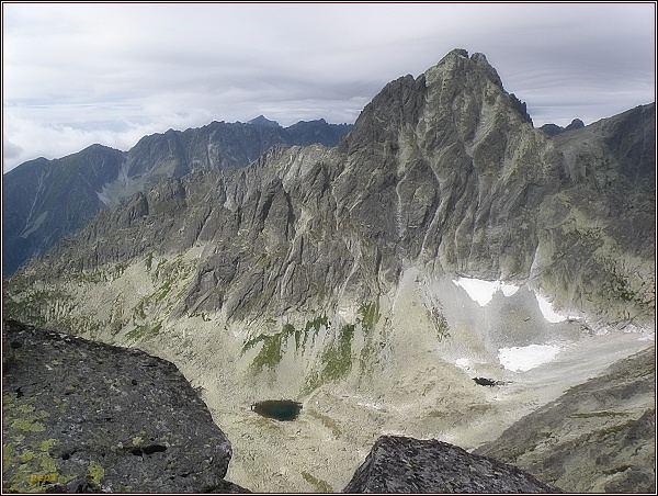 Rumanova dolina a Vysoká ze Zlobivé