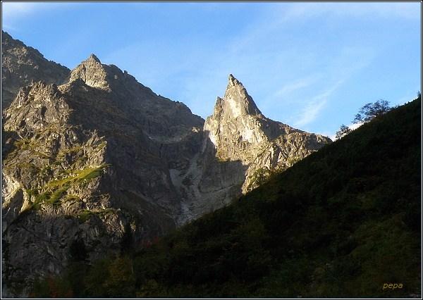 Vysoké Tatry, Mnich
