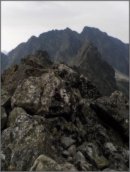 Gerlach z Popradského Ľadového štítu
