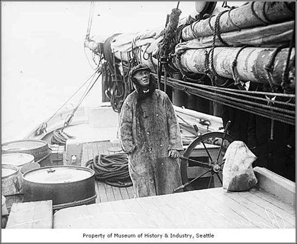 Bartlett na palubě Karluk