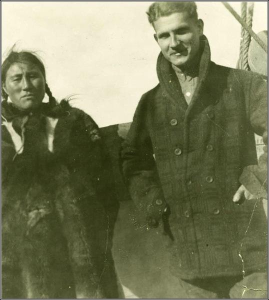 Topič Fred Maurer a Kiruk