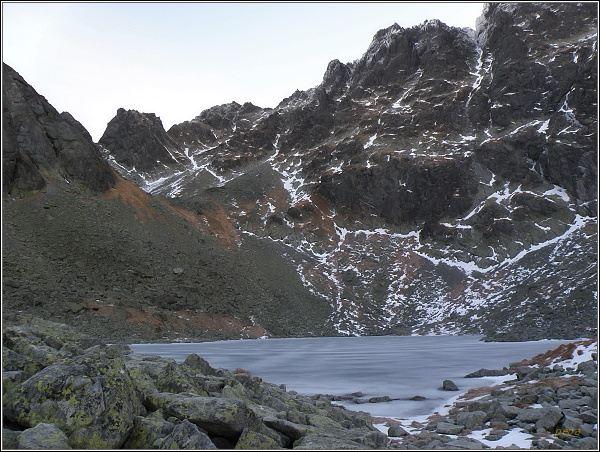 Dolina Zlomísk. Ľadové pleso