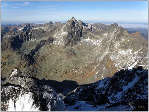 Dračia dolinka, Rumanova dolina a Vysoká z Končistej