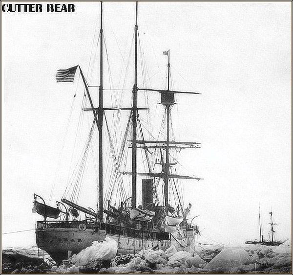 Celní kutr Spojených států amerických Bear