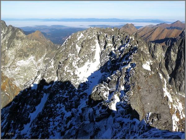 Severný vrchol Končistej