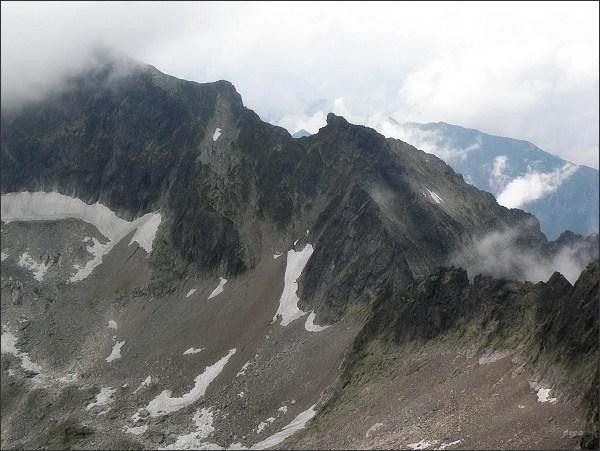 Snehový štít z Baraních rohov