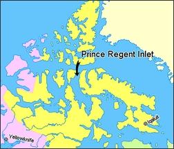 Prince Regent Inlet