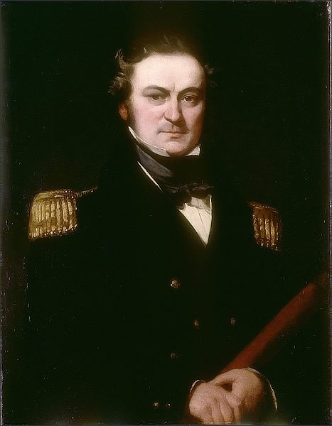 Kapitán William Edward Parry
