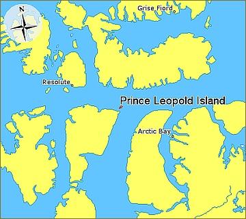 Prince Leopold Island