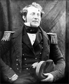 Komandér James Fitzjames