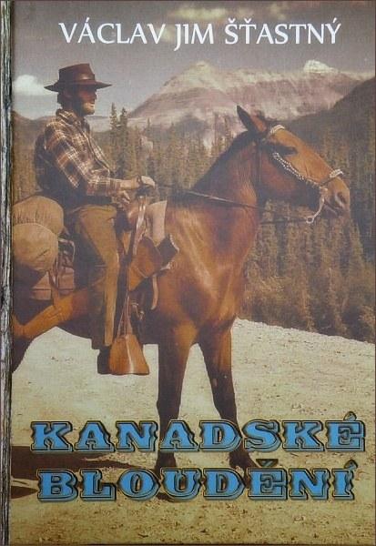 Kanadské bloudění, obálka nového vydání knihy