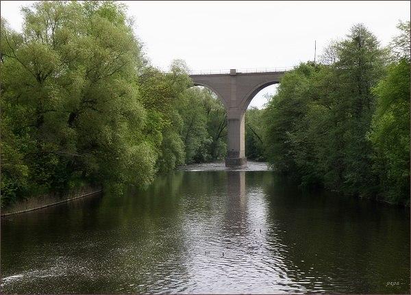 Chebský viadukt