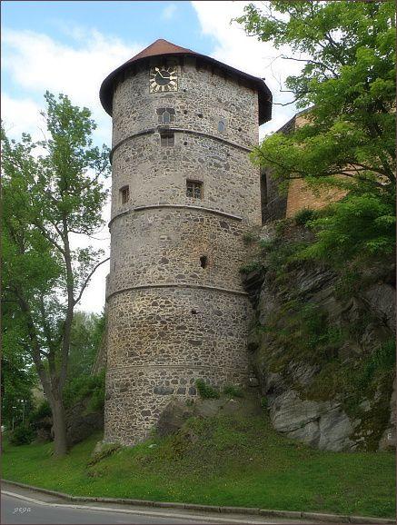Cheb, Mlýnská věž