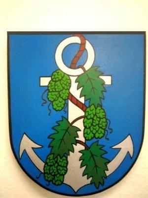 Znak města Prameny
