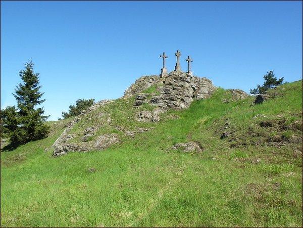 Národní přírodní památka Křížky