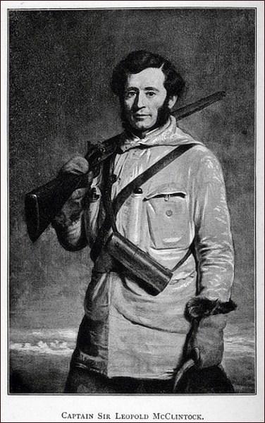 Kapitán Leopold McClintock