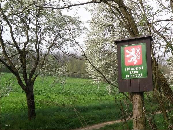 Přírodní park Rokytná