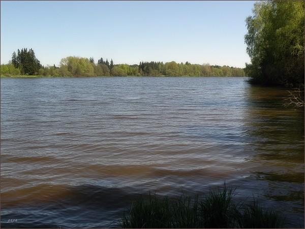Vodní nádrž Podhora