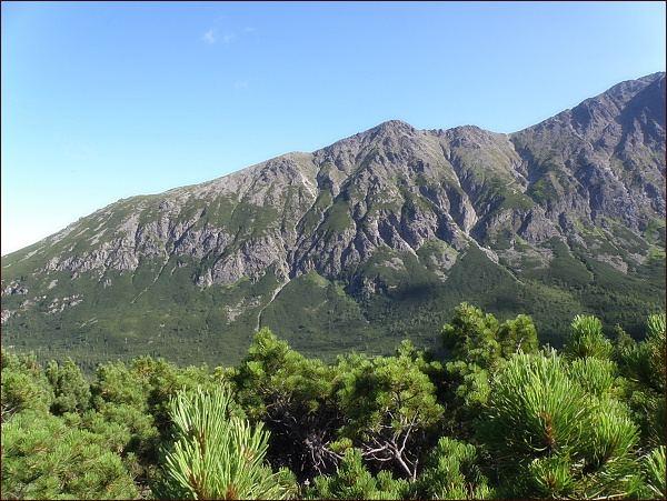 Veľká Svišťovka z Doliny Bielych plies