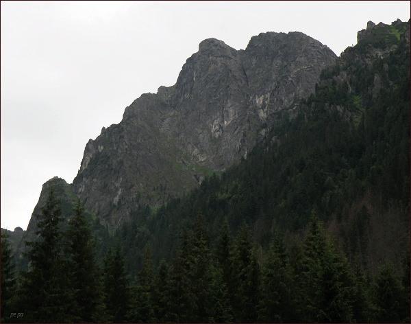Mlynár nad Bielovodskou dolinou