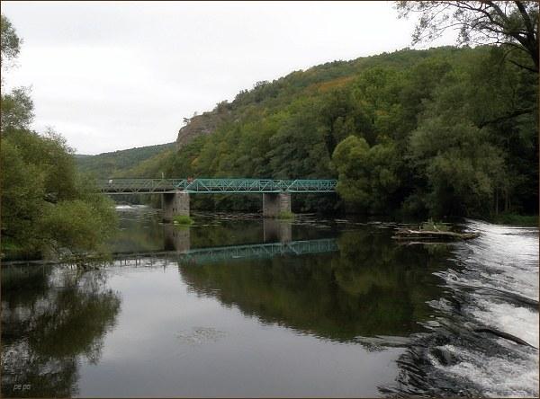 Hraniční most na Dyji