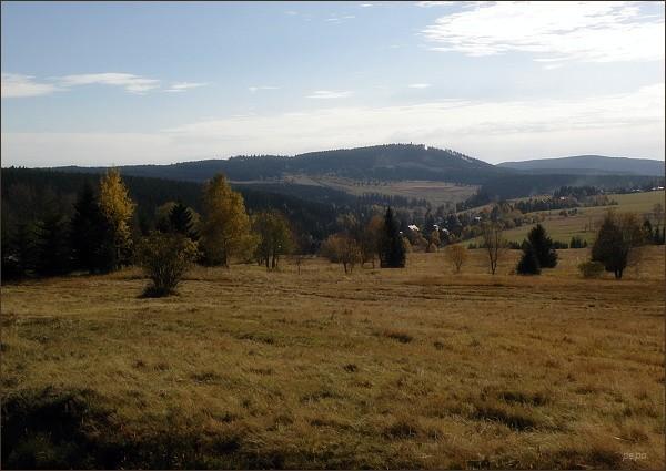 Blatenský vrch od Hřebečné