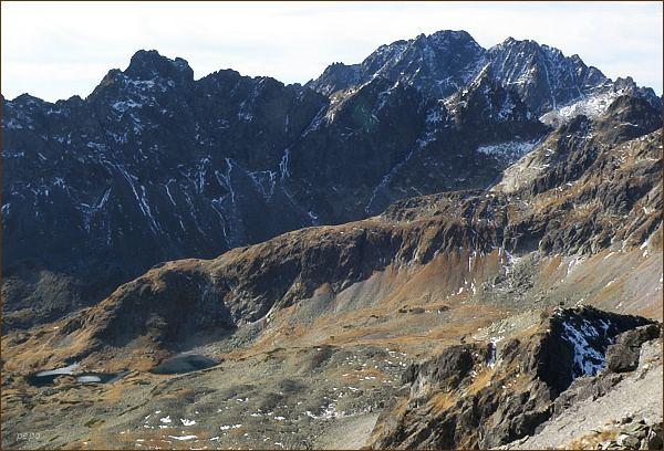 Veľká Studená dolina z Malého Javorového štítu