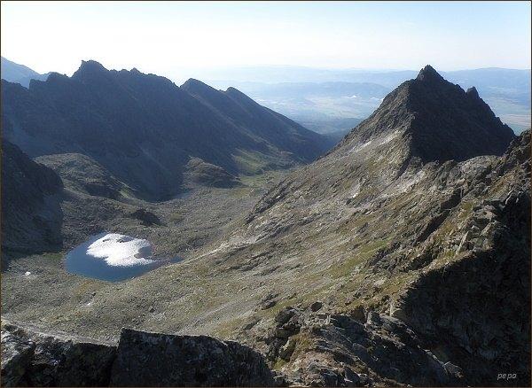 Mlynická dolina z Hrubého vrchu