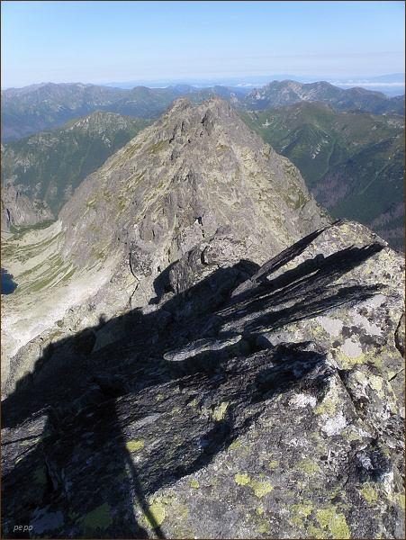 Terianske veže z Hrubého vrchu