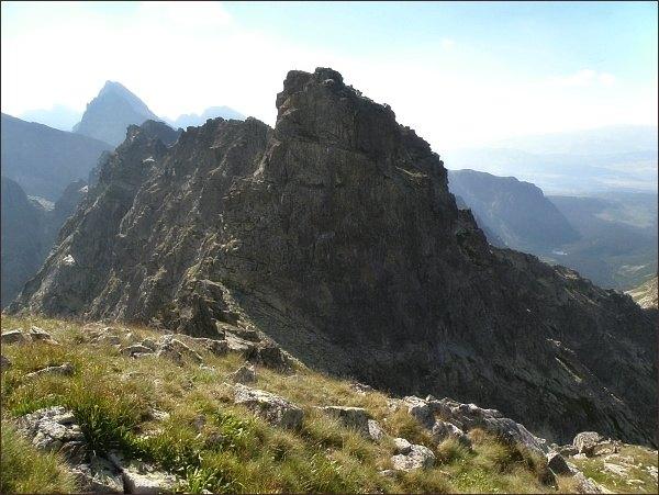 Hincova veža z Východného Mengusovského štítu