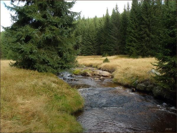 Slatinný potok
