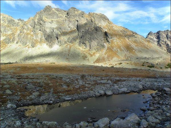 Volovec mengusovský nad Hincovou kotlinou