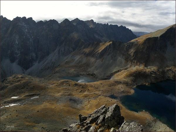 Pohled z Volovca mengusovského do Mengusovskej doliny