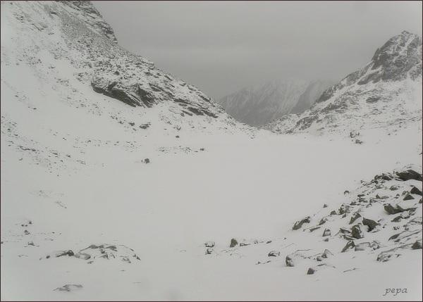 Dolina Zlomísk, Ľadové pleso