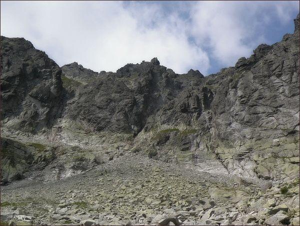 Pod Čubrinou (Závěr Hincovej kotliny)
