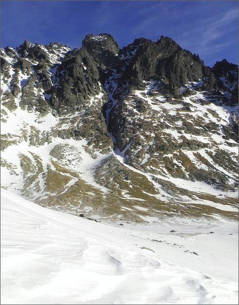 Velická dolina, Bradavica