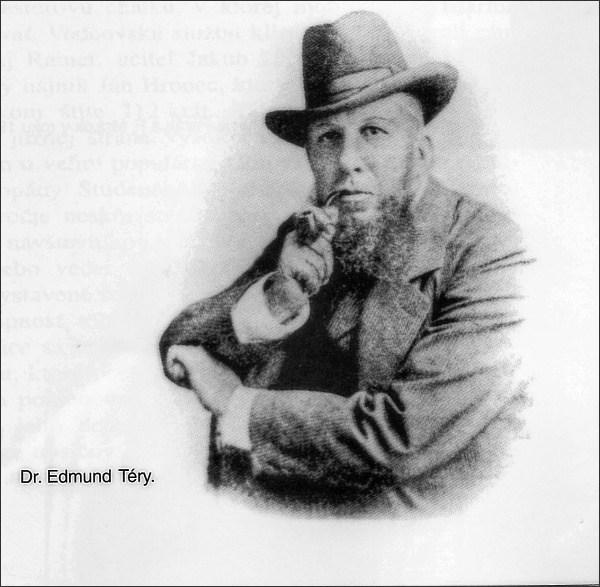 Dr. Edmund Téry