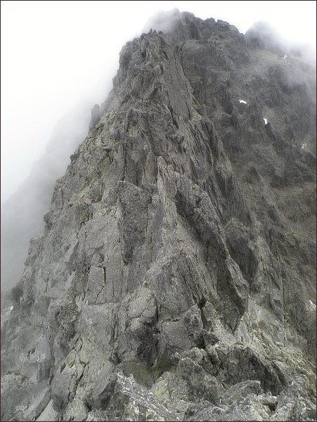 Supia veža z Veterného štítu