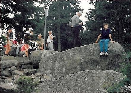 Plechý v roce 1990