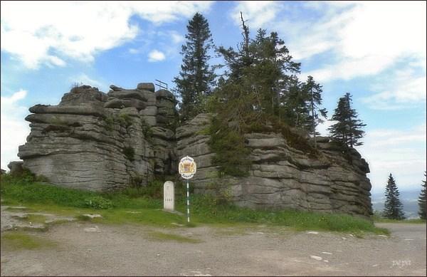 Třístoličník (Dreisesselberg)
