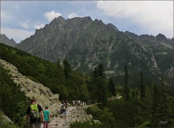 Kôpky z Tatranskej magistrály