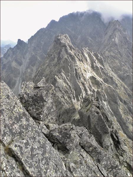 Kačací a Batizovský štít