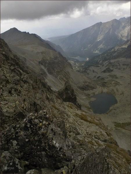 Dolina Zlomísk z Drúku
