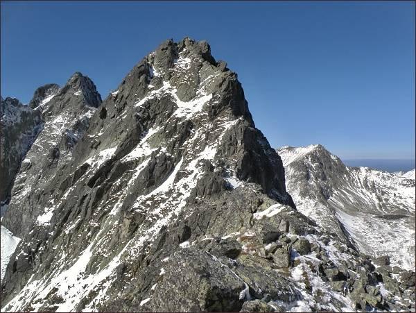 Prostredná Slavkovská veža