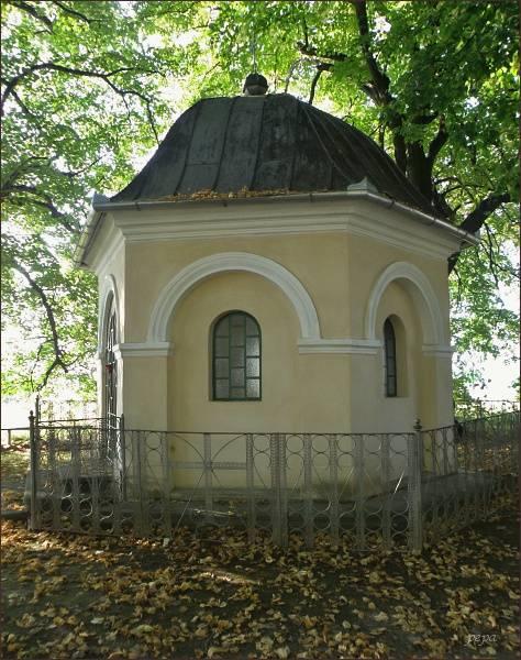 Jezírko, poutní kaple