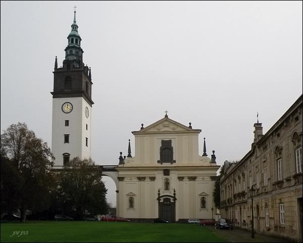 Litoměřice, katedrála sv. Štěpána